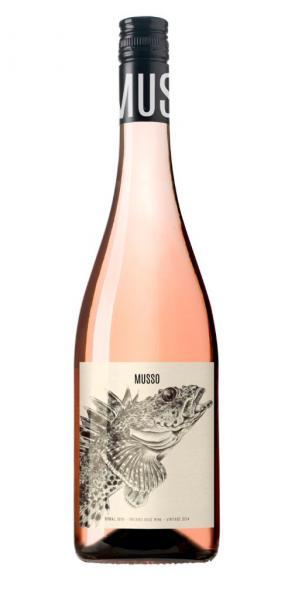 Musso-Bobal-Rosado, 2014-Organic Wine