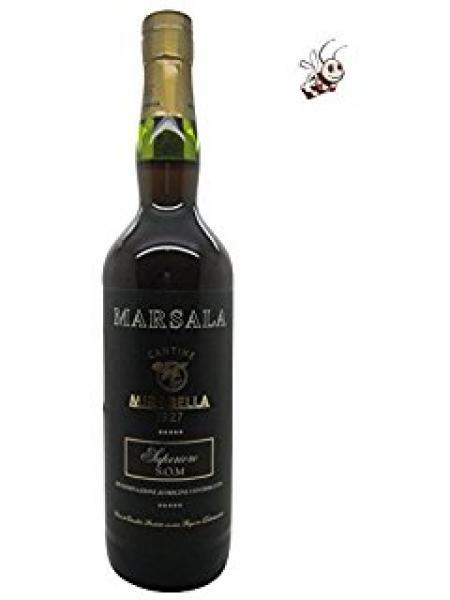 Marsala Fine I.P. Cantine Mirabella Bianchi 17,5% 75cl