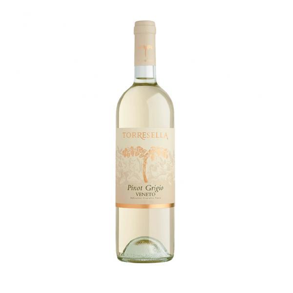 Torresella Pinot Grigio Veneto IGT 75cl 12%