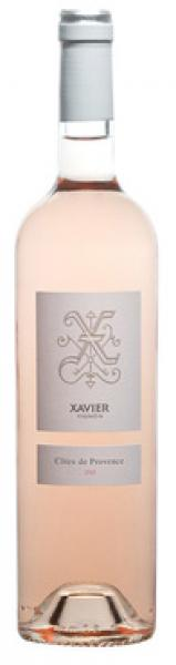 Cotes de Provance Rose Xavier 12% 75cl
