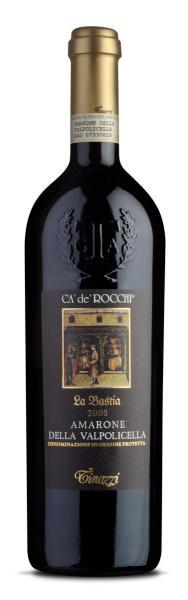Tinazzi Amarone della Valpolicella DOC La Bastia 2010 75cl 15%