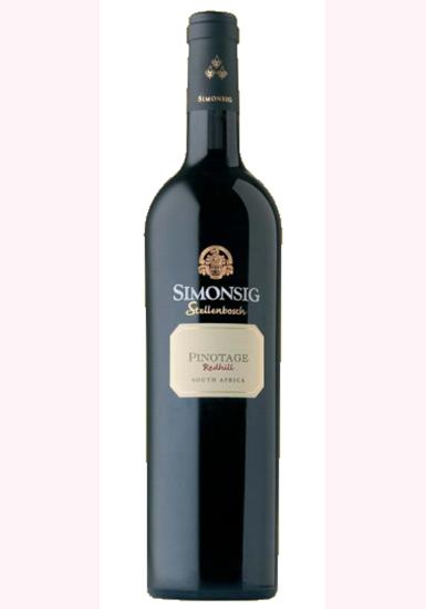 Simonsig Redhill Pinotage 2013 75cl 14,5%