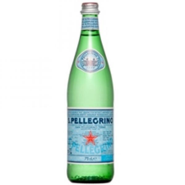 S.Pellegrino min.vesi 50cl klaas