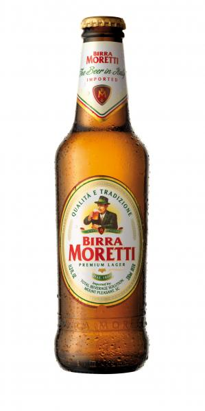 Birra Moretti Beer pdl 33cl 4,6%
