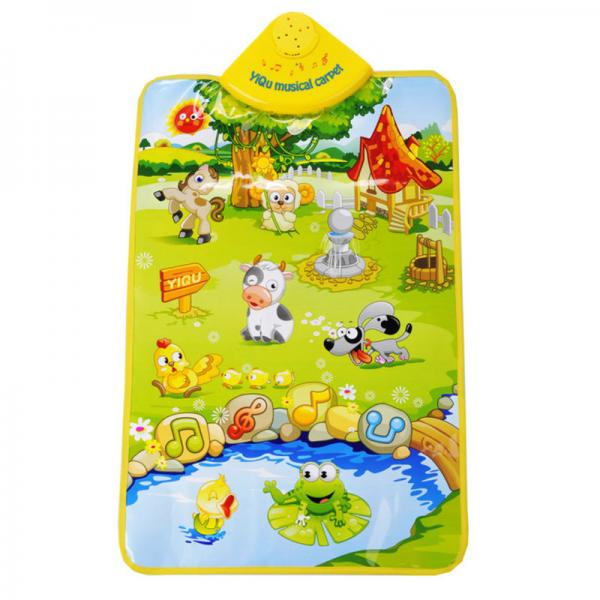 "Sound mat ""Cheerful farm"""