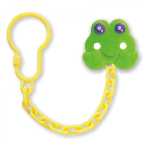 Pacifier Holder Frog
