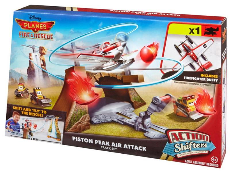 Playset Planes Action Shifters