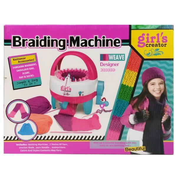 Braiding Machine for Girls