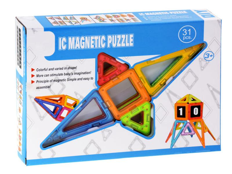 Magnetic Puzzle 31 pcs