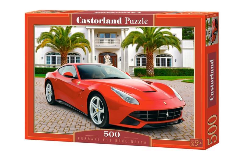 "Pusle Castorland 500 tk ""Ferrari F12 Berlinetta"""