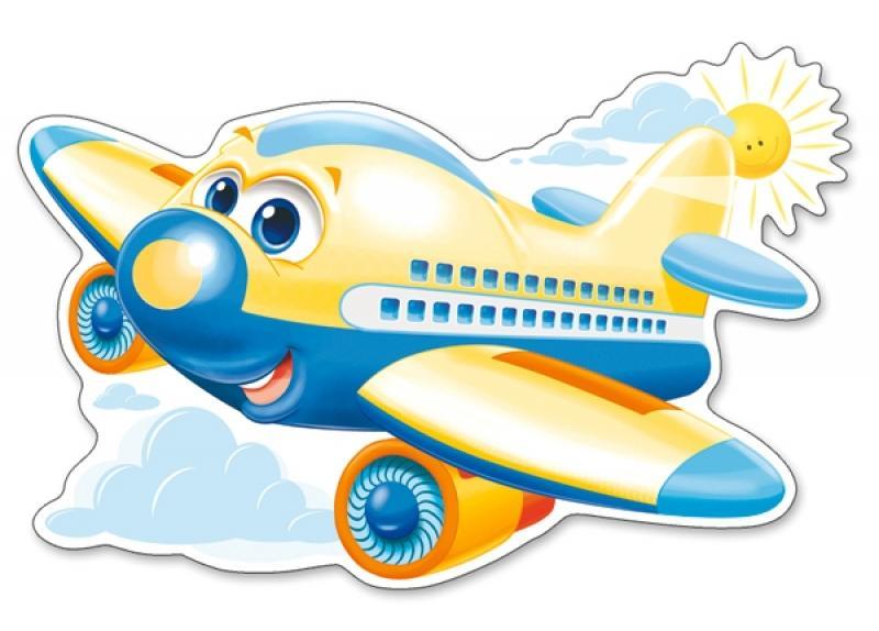 "Puzzle Castorland ""Sunny Flight"" 12 pcs Extra Big Pieces"