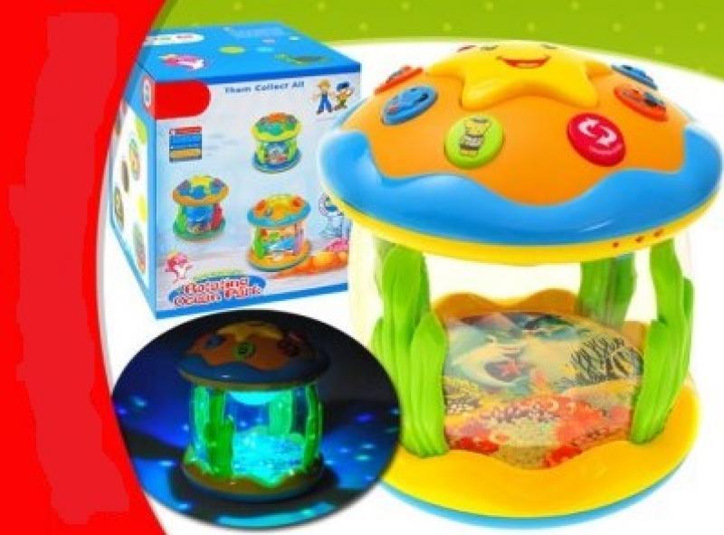 """Baby Light Show Projector """"Ocean Park"""""""