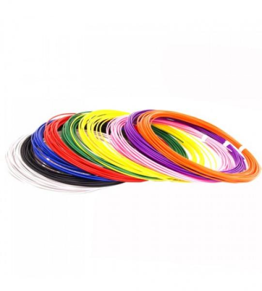 Filament PLA 1.75 Silver 10m