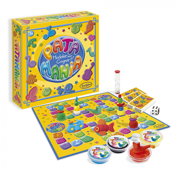 "Board Game ""Patamania"""