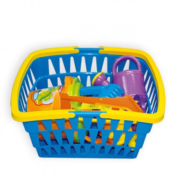 Summer Basket Set 11 pcs