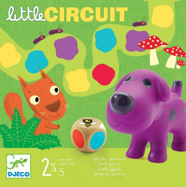 Toddler game - Little circuit