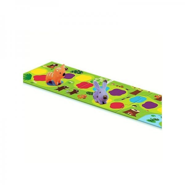 Toddler game - Little circuit