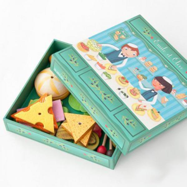 Сюжетно-ролевая игра Сэндвичи от Эмиля и Олив