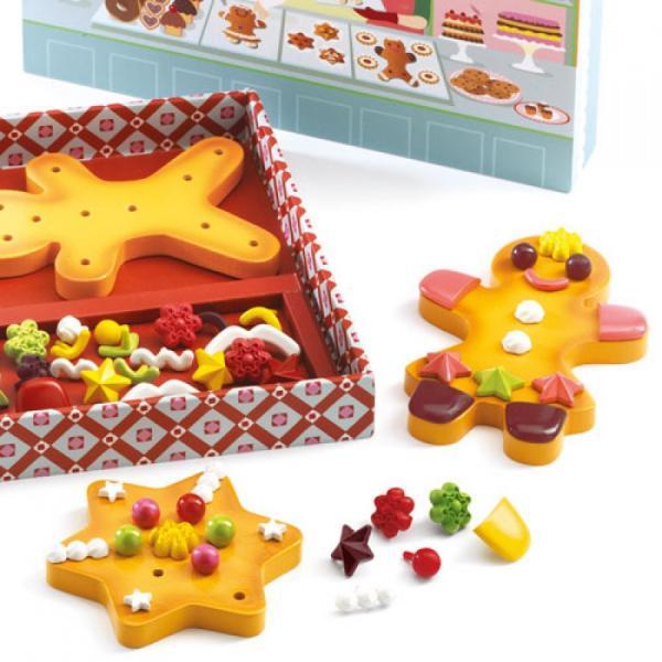 Детский деревянный набор Пекарня