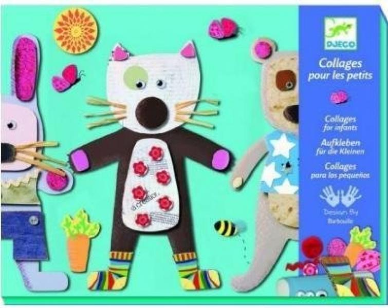 Collages for Little ones -Animals