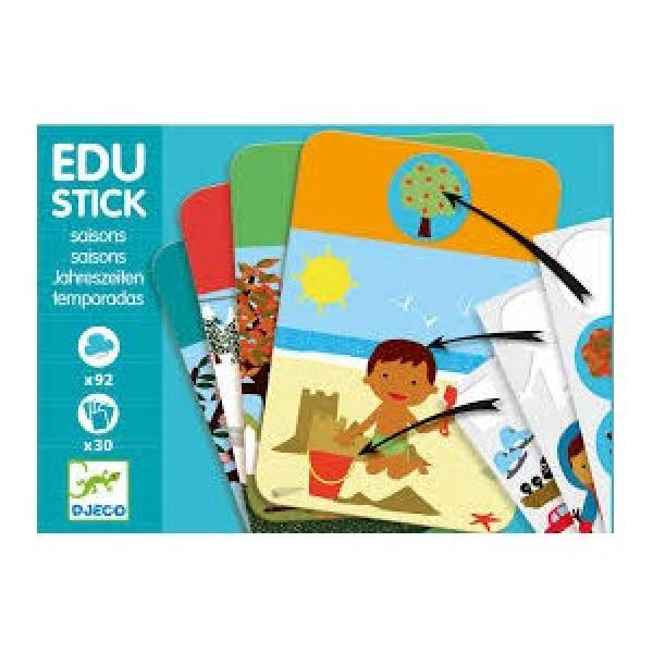 Eduludo - Edu Stick Seasons