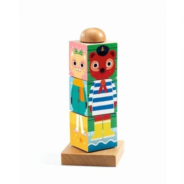Djeco-деревянный сортировщик