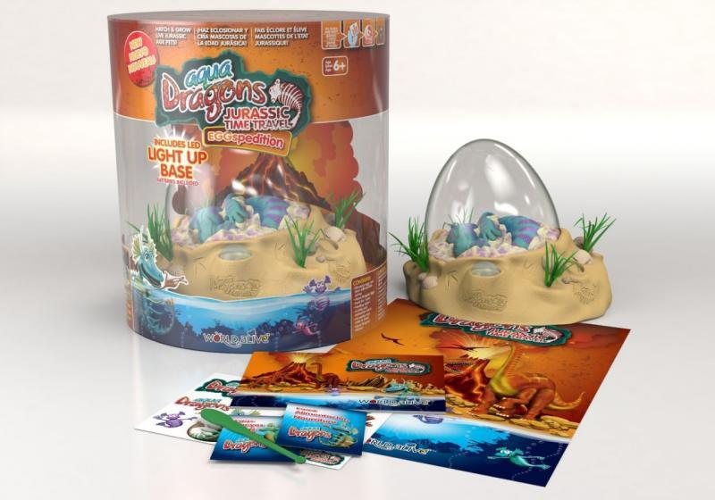 Aqua Dragons Комплект ВОДЯНЫЕ ДРАКОНЫ