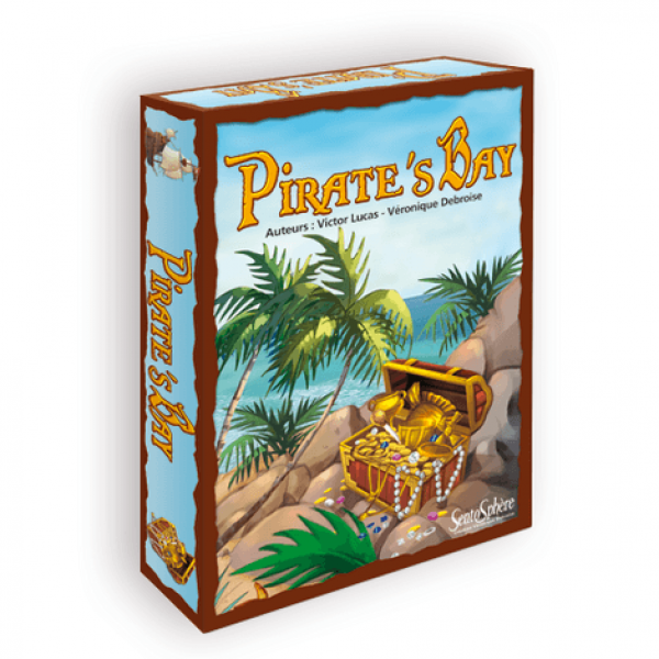 "Card game ""Pirates Bay"""