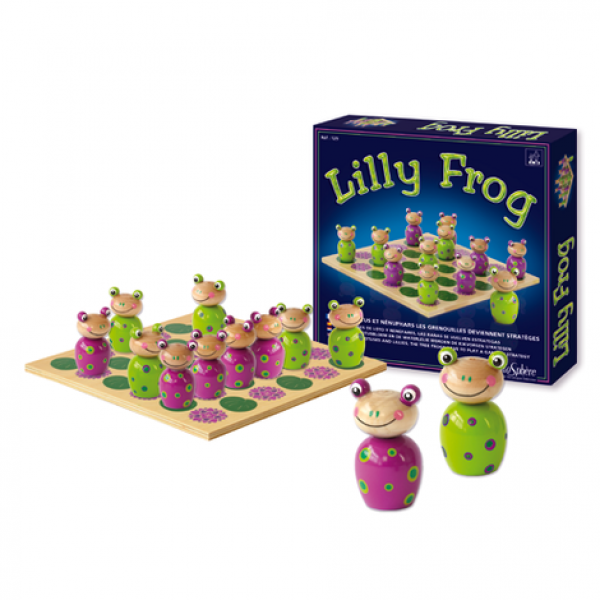 """Lilly Frog"""