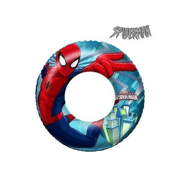 Swim ring Spiderman 56cm Bestway