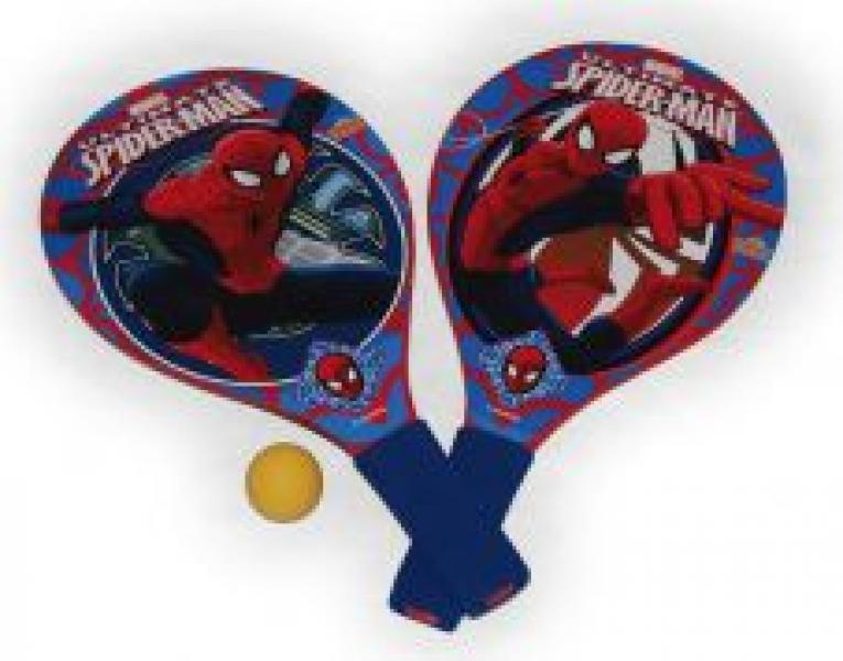 Beach Rackets Spiderman