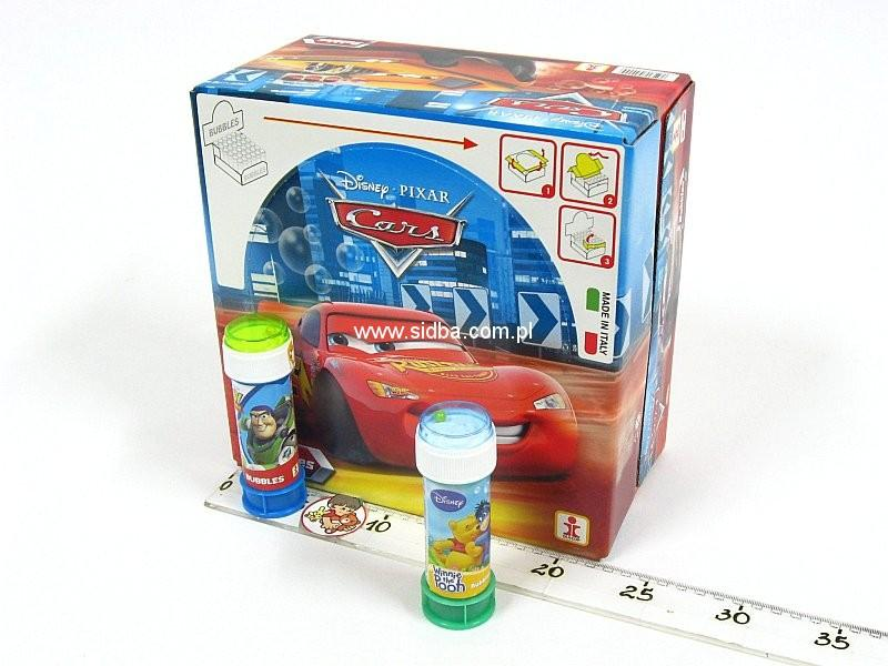 Puzzle Maze Tub Bubbles  Cars 60ml