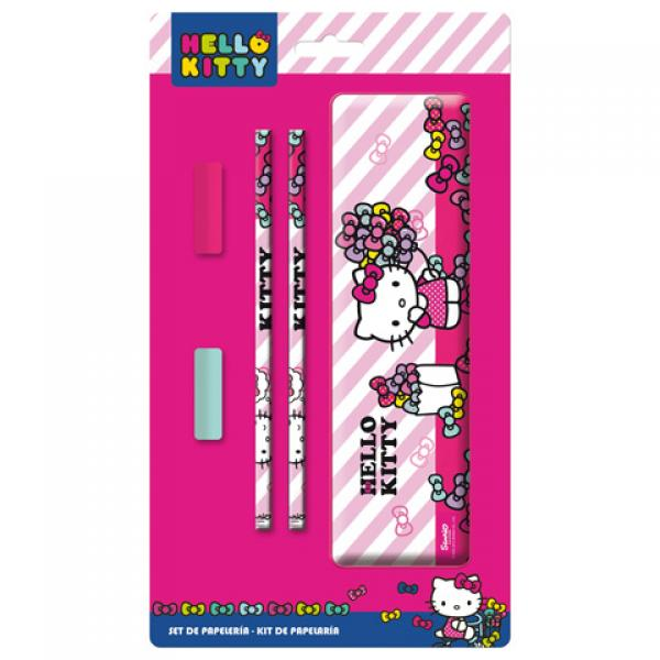 School set HELLO KITTY