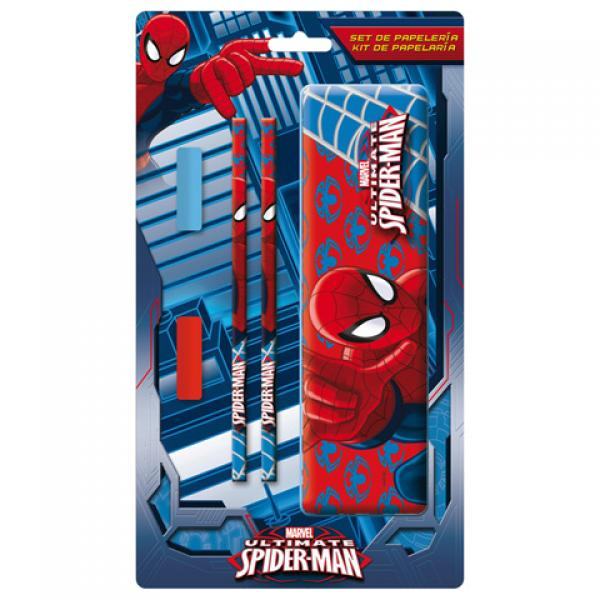 Koolikomplekt SPIDERMAN