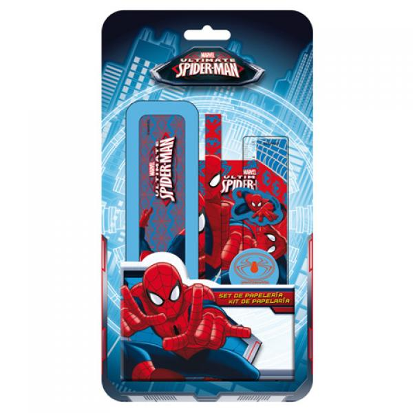 School set SPIDERMAN