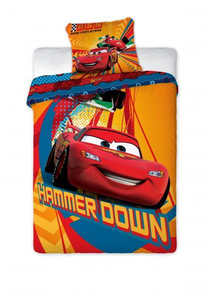 Bedsets CARS 160*200 + 70*80