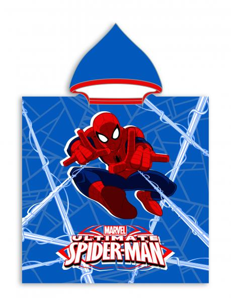 Poncho Towel SPIDERMAN 50*115