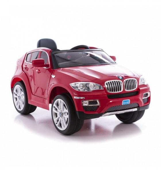 Ride on car BMW X6 (Red) EVA Tires