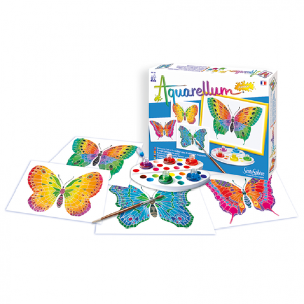 "Aquarellum Junior ""Butterflies"""