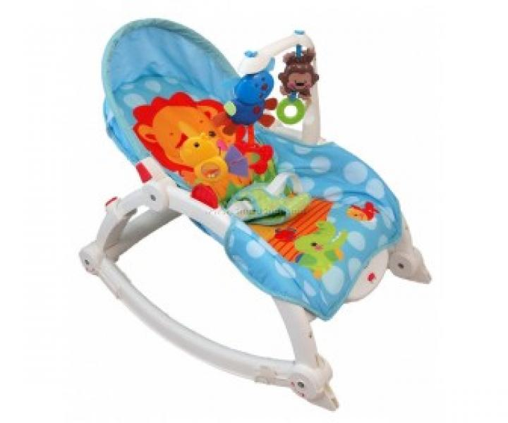 Infant rocking chair with music