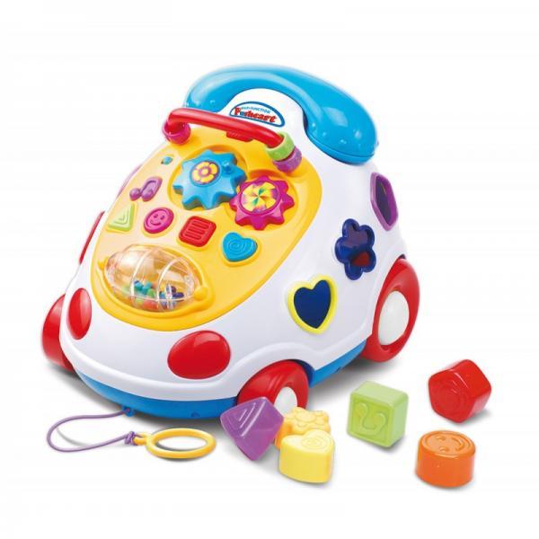 Muusikaline lauatelefon
