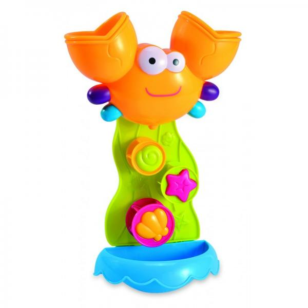 "Bath toy with suction pads ""Watermill"""