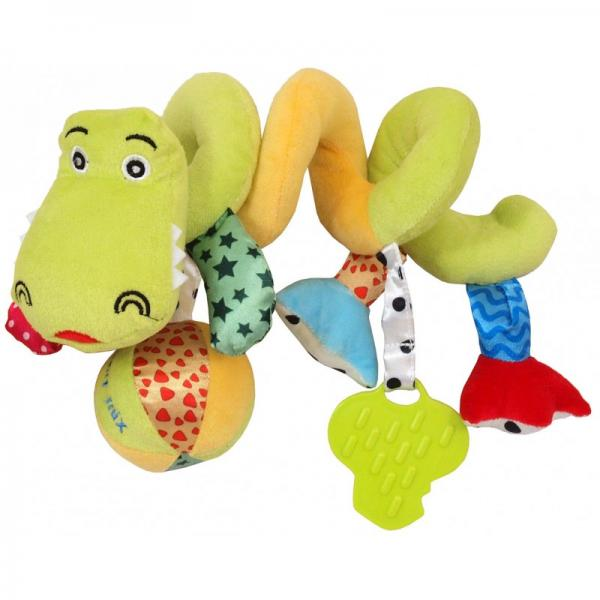 "Spiraal mänguasi ""Krokodill"""