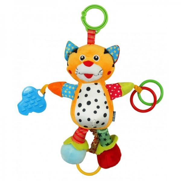 "Musical pull string toy""Tiger"""