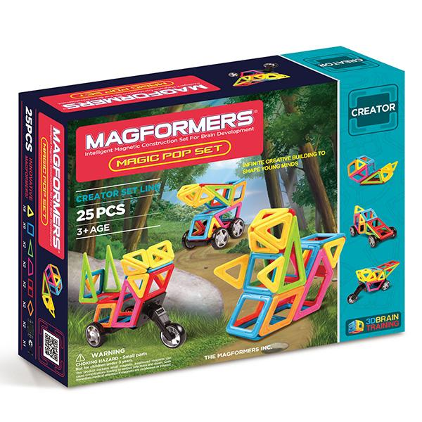 "Magnetkonstruktor Magformers ""Magic Pop Set"""