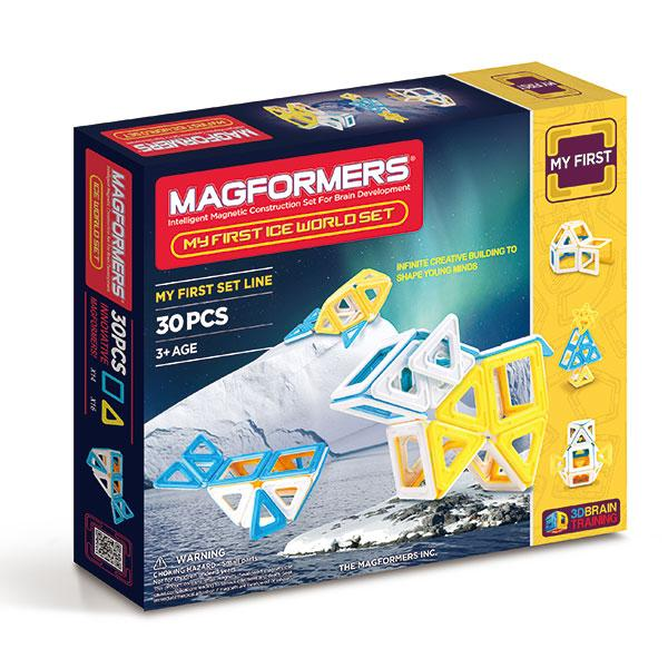 "Magnetkonstruktor Magformers ""My First Ice World Set"""