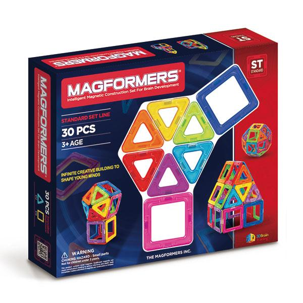Magnetic Magformers 30 pcs BASIC