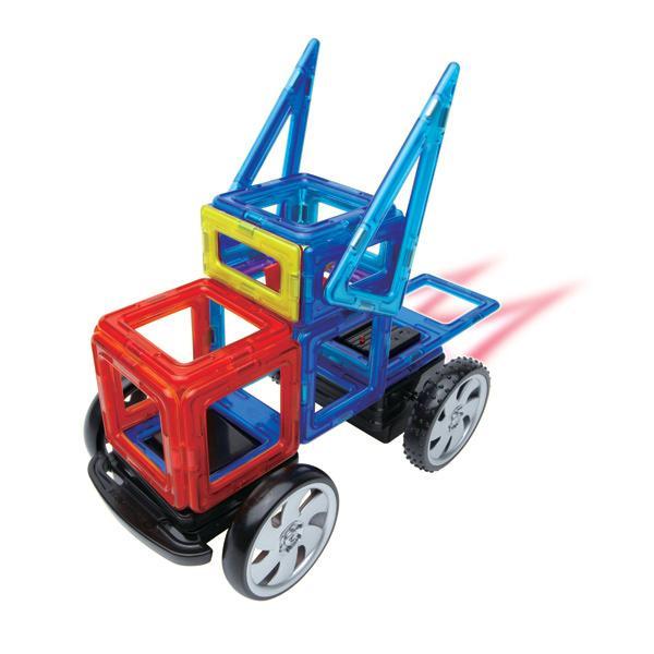 "Magnetkonstruktor Magformers ""R/C Cruiser Set"""