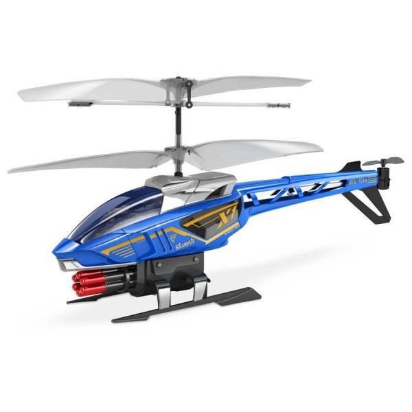Kaugjuhitav Helikopter Heli Sniper R/C Silverlit