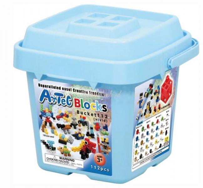 "Artec Blocks ""Bucket 112"", 112 pcs."